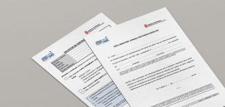 Certificados e impresos