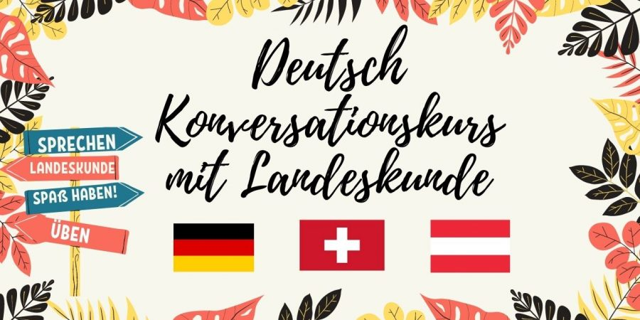 deutsch-konversationskurs
