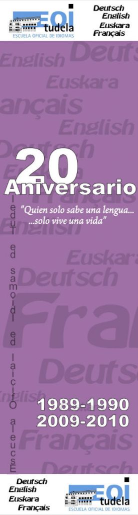Lona 20 aniversario